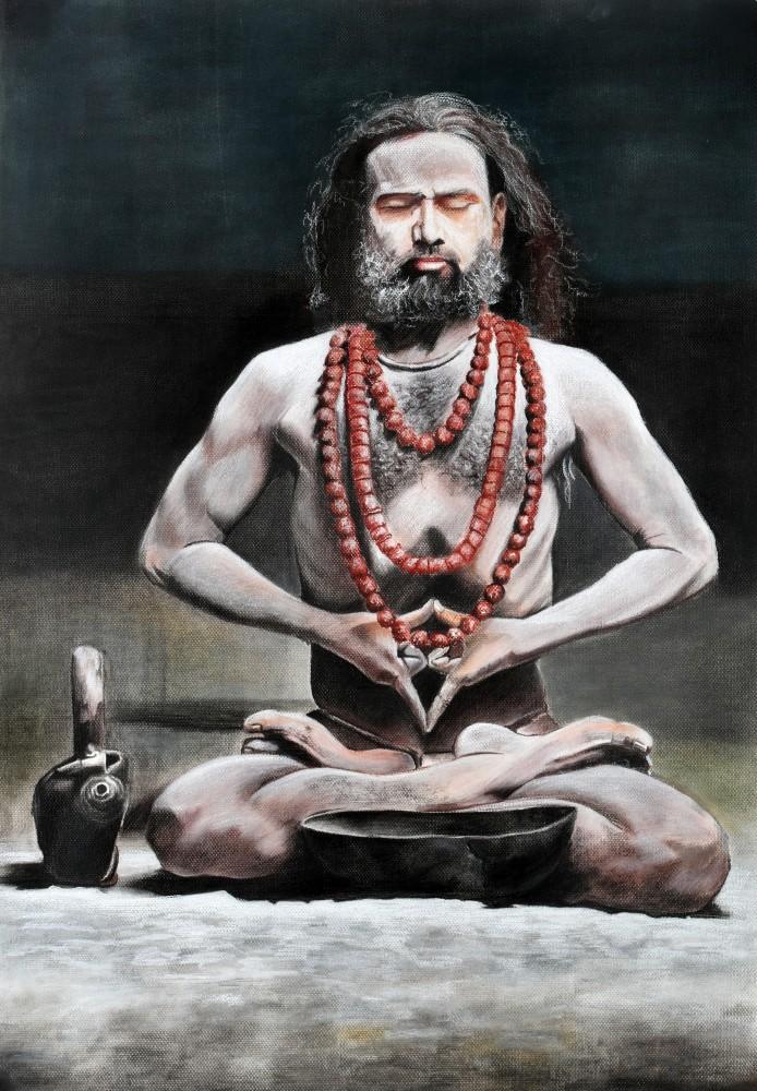 Aham Brahmasmi (I am the infinite reality)