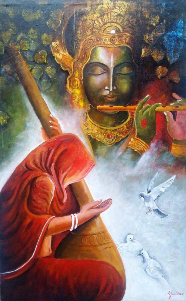 Meera ke Krishna