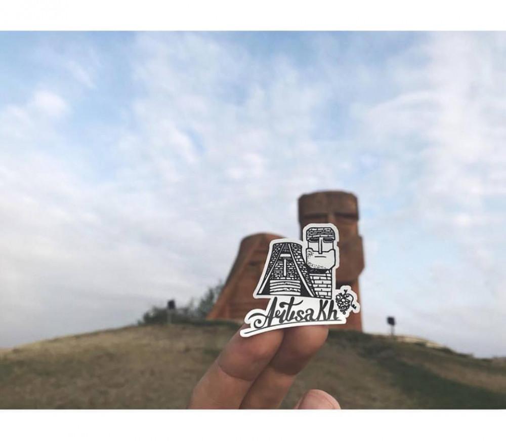 Armenian stickers by me