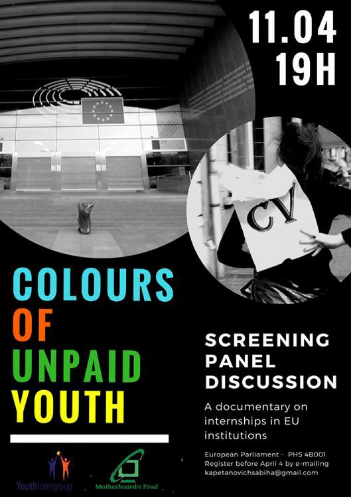 Colours of Unpaid Youth