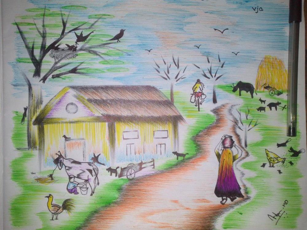 ARTS WORK by MD IRFAN