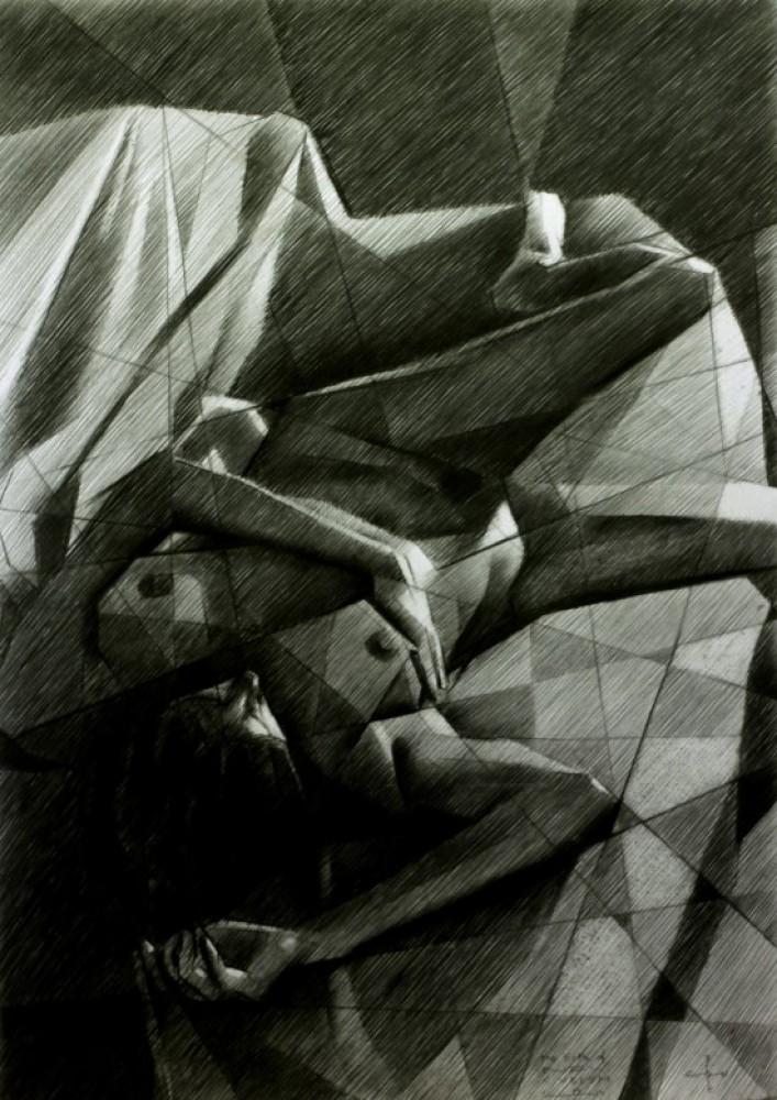 Reclining nude - 16-11-14