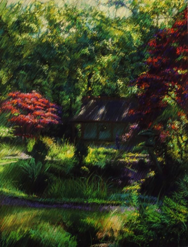Japanese garden 2 (2014)