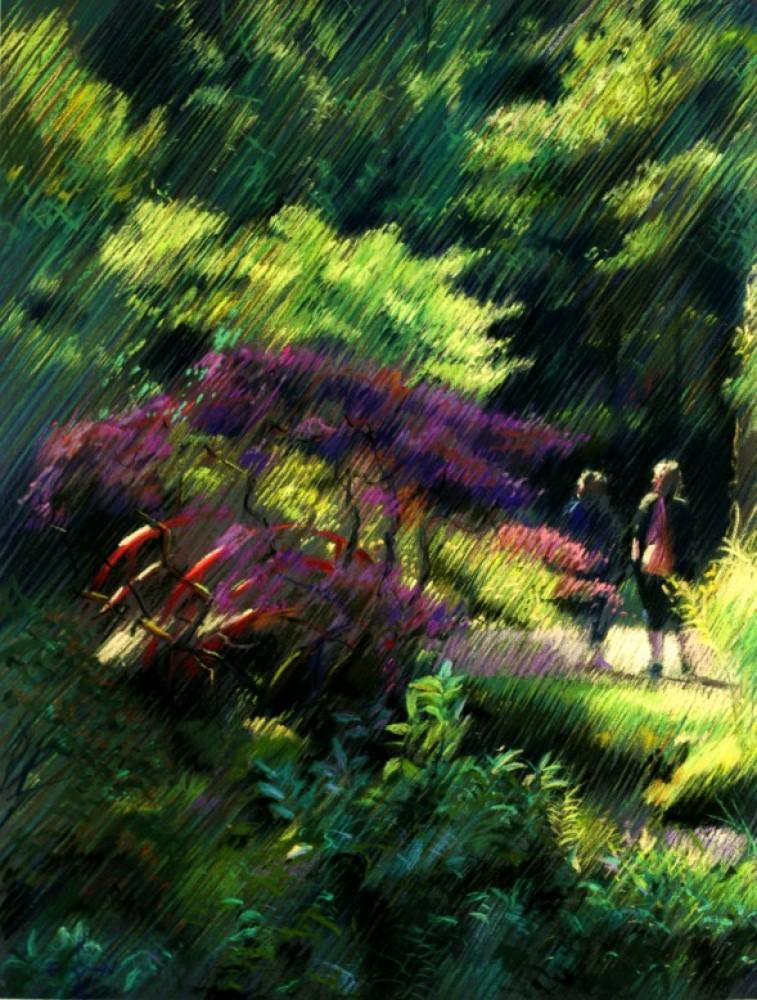 Japanese garden 1 (2014)