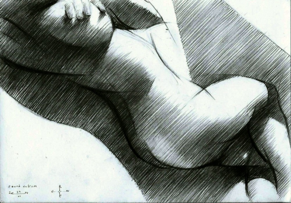 Round cubism - 22-06-14